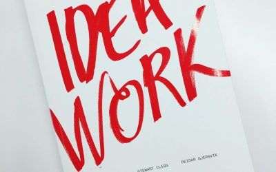 IDEA WORK. Stories about creativity and innovation. Introduction.